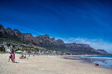 Kapstadt, Strandurlaub
