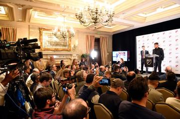 MLS: Landon Donovan MVP Presentation