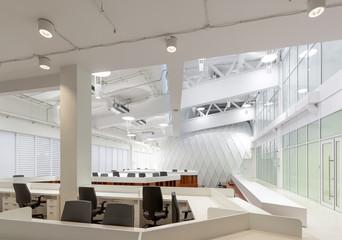 Modern office open space