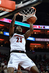 NCAA Basketball: Central Arkansas at Louisville