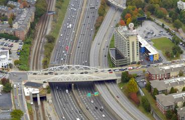 Atlanta Aerial View