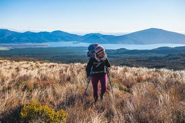 Tongariro National Park, Northern Circuit, Alpine Crossing, New Zealand, North Island