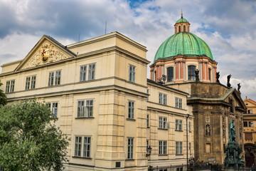 Prag, Kreuzherrenkirche