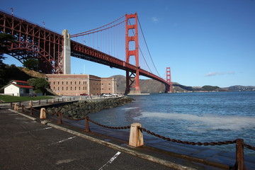 goldengate bridge san francisko