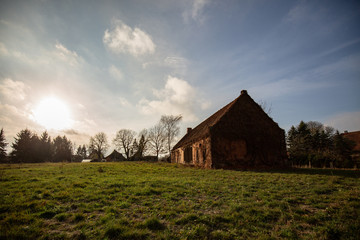 Einsame Hütte I
