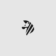 zebra head logo
