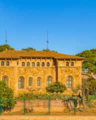 Mestre House, Colonia, Guell, Catalunya