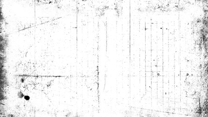 Grunge Scratch background. Monochrome texture. Image includes a effect the black and white tones. Wall mural