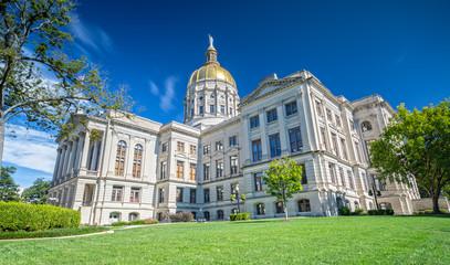 Georgia State Capitol in Atlanta Fototapete