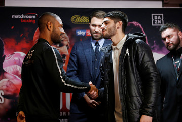 Kell Brook & Michael Zerafa Press Conference
