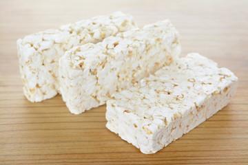 rice craker bars
