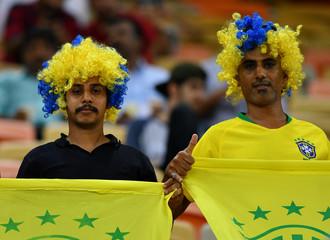 International Friendly - Brazil v Argentina