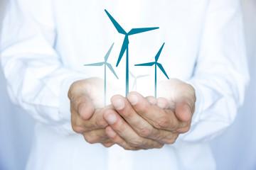 mani, mani unite, natura, energia alternativa,