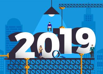 teamwork building 2019