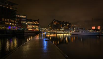 Oslo de noche