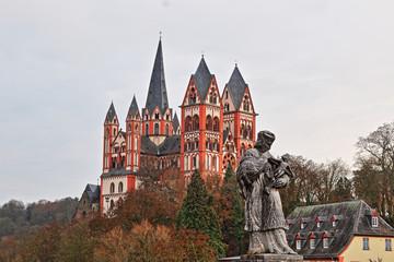 Johann von Nepomuk vor dem Limburger Dom