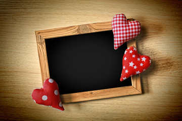 Valentine's Day, love, holiday, greeting, frame, copy space