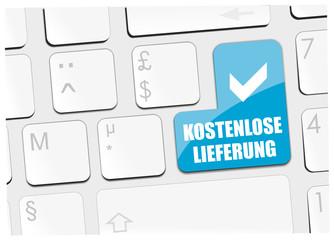 tastatur kostenlose lieferung