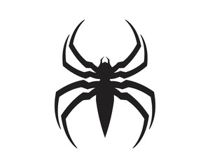 Spider vector and insect animal