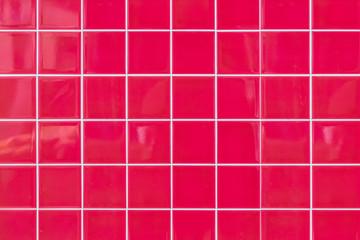 Red stone brick wall background seamless