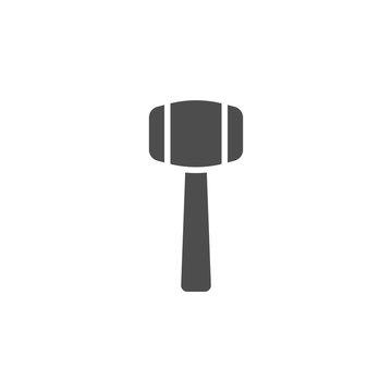 Hammer Vector İcon