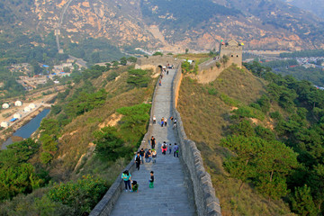 Great Wall, ancient Chinese architecture