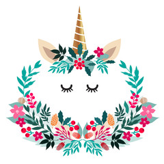 Christmas unicorn6