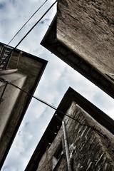 Taceno, tetti