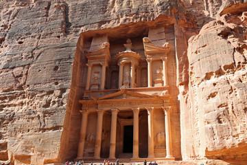 Grabstätte in Petra