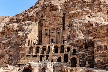 Urnengrab in Petra