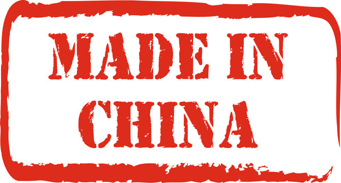 rubber stamp made in china
