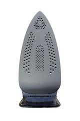 iron sole isolated on white background