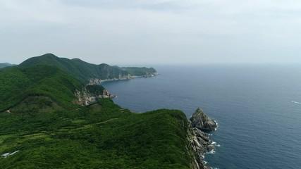 Wall Mural - 福江島 ドローン撮影