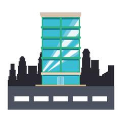 company glass tower