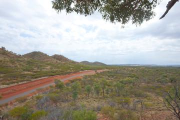 Desert Road, Mt Isa