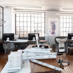 Postindustrial Office Design (focus)