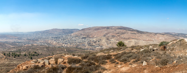 Canvas Prints Middle East Shomron (Samaria), West Bank
