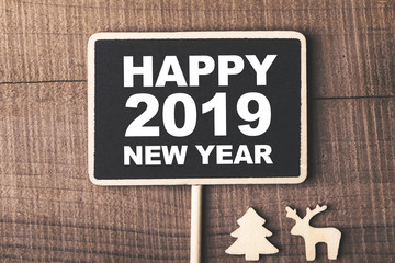 Happy 2019 New Year