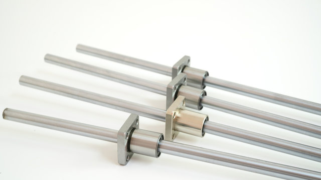 Metal linear bearings