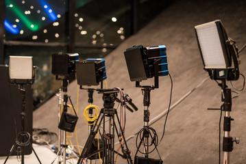 behind the scenes backstage filmmaker