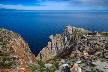 Lake Baikal,Island Olkhon.