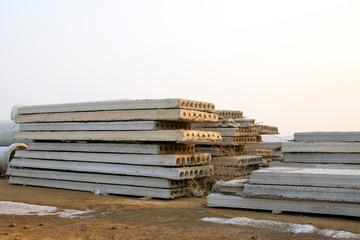 Cement concrete precast slab