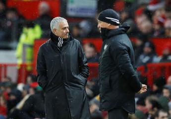 Premier League - Manchester United v Fulham