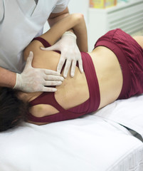 Physiotherapy osteopathy physiotherapist