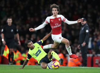 Premier League - Arsenal v Huddersfield Town