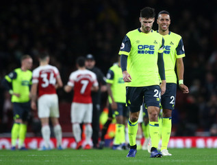 Premier League - Arsenal v Huddersfield Town