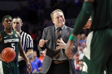 NCAA Basketball: Michigan State at Florida