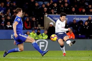 Premier League - Leicester City v Tottenham Hotspur