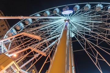 Ferris wheel park