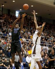 NCAA Basketball: Buffalo at St. Bonaventure